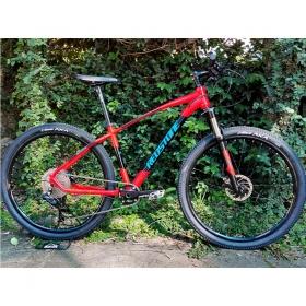 Bicicleta Aro 29 Mtb Redstone Aquila Alumínio 11v Laranja