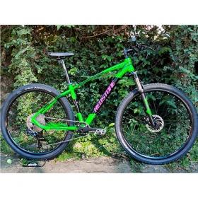 Bicicleta Aro 29 Mtb Redstone Aquila Alumínio 11v Verde