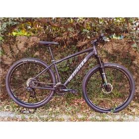 Bicicleta Aro 29 Mtb Redstone Chroma Alumínio 21v Preto