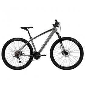 Bicicleta Aro 29 Mtb Redstone Nitro Alumínio 24v Grafite