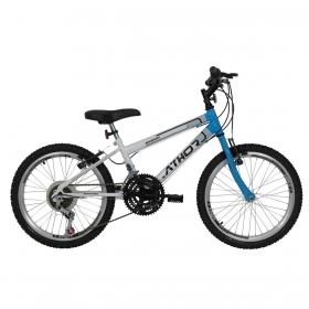 Bicicleta Athor Evolution Infantil Aro 20 18v Masculino