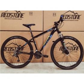 Bicicleta Redstone Taipan 2021 Mtb Aro 29 27v Azul