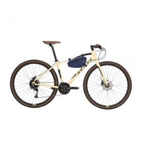 Bicicleta Sense Activ 2021/22 Urbana Aro 700 Altus 27v Creme