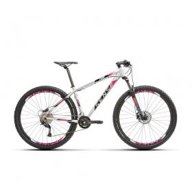 Bicicleta Sense Fun Evo 2021/22 Mtb Aro 29 Alívio 18v Roxo
