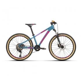 Bicicleta Sense Grom 2021/22 Infantil Mtb Aro 24 Rosa