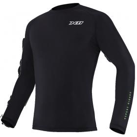 Blusa Camisa X11 Climate 2 2ª Segunda Pele Moto Preto