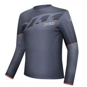 Blusa Camisa X11 Climate Protec 2ª Segunda Pele Moto Cinza