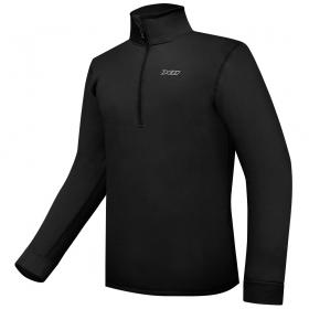 Blusa X11 Climate 3 Camisa 2° Pele Térmica Inverno Preto