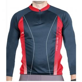 Camisa Blusa Elite Bike 125869 Masculina Ciclismo Grafite