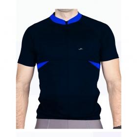 Camisa Blusa Elite Bike 125933 Masculina Ciclismo Royal