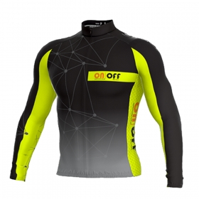 Camisa Ert Sense Manga Longa On Off Ciclismo Mtb Preto 2.1