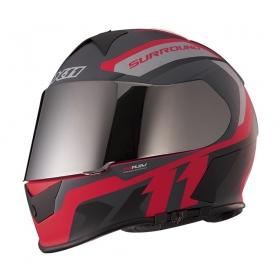 Capacete Moto X11 Revo Pro Surround Viseira Solar Motoqueiro