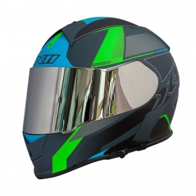 Capacete X11 Revo Pro Flagger Moto Motociclista Motoqueiro
