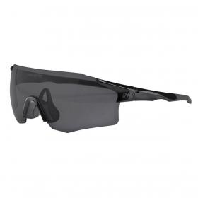 Óculos High One Flux C/2 Lentes Fume/transparente Mtb Bike