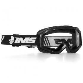 Óculos Motocross Ims Light Trilha Offroad Anti Risco Preto