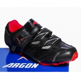 Sapatilha Argon Ar 1407 C/ Trava 2 Velcro Mtb Ciclismo Bike