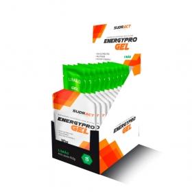 Suplemento Energético Sudract Energy Pro Gel 30g C/15 Un
