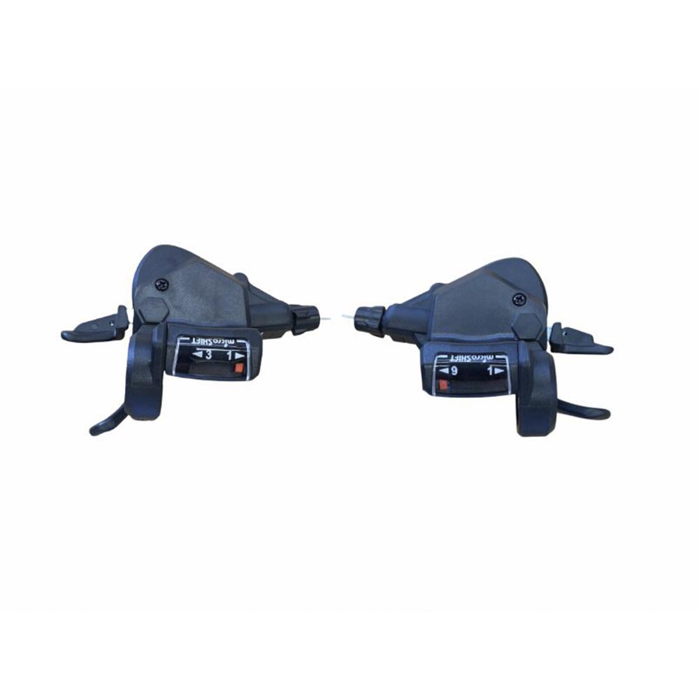 Alavanca Passador Marcha Câmbio Microshift 3x9v 27v S/Manete