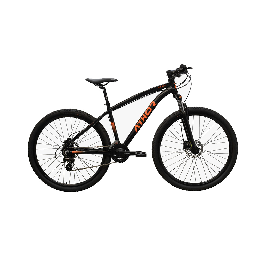 Bicicleta Aro 29 Mtb Athor Rider Alumínio Shimano Altus 24v