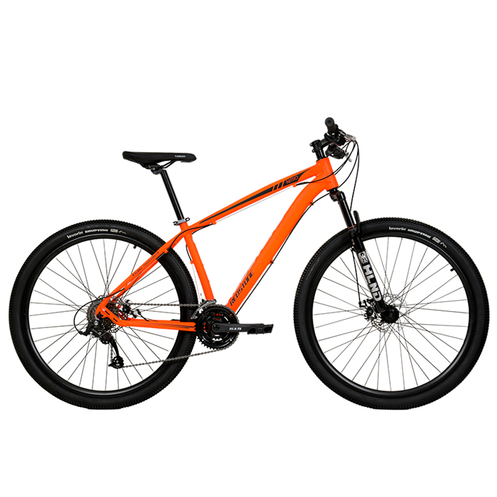 Bicicleta Aro 29 Mtb Redstone Nitro Alumínio 24v Laranja