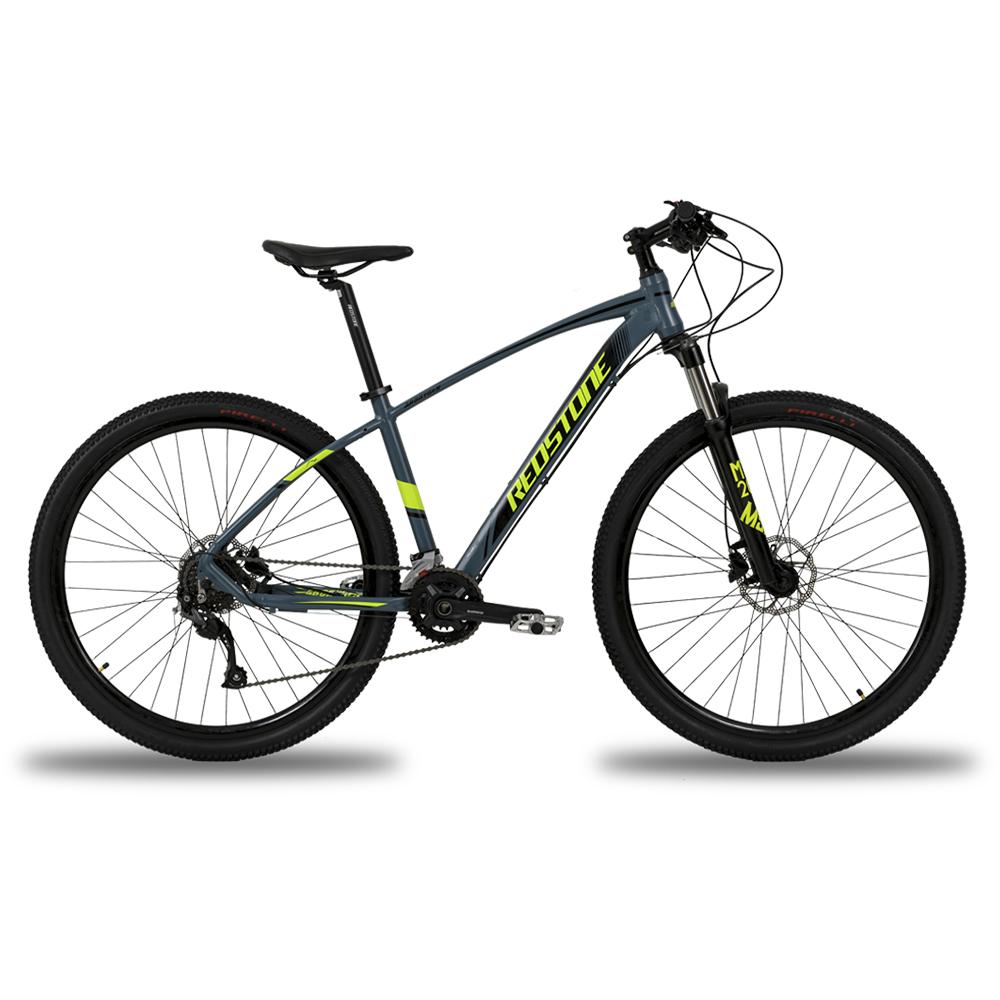 Bicicleta Aro 29 Redstone Aborygen 2021 Shimano Altus 27v