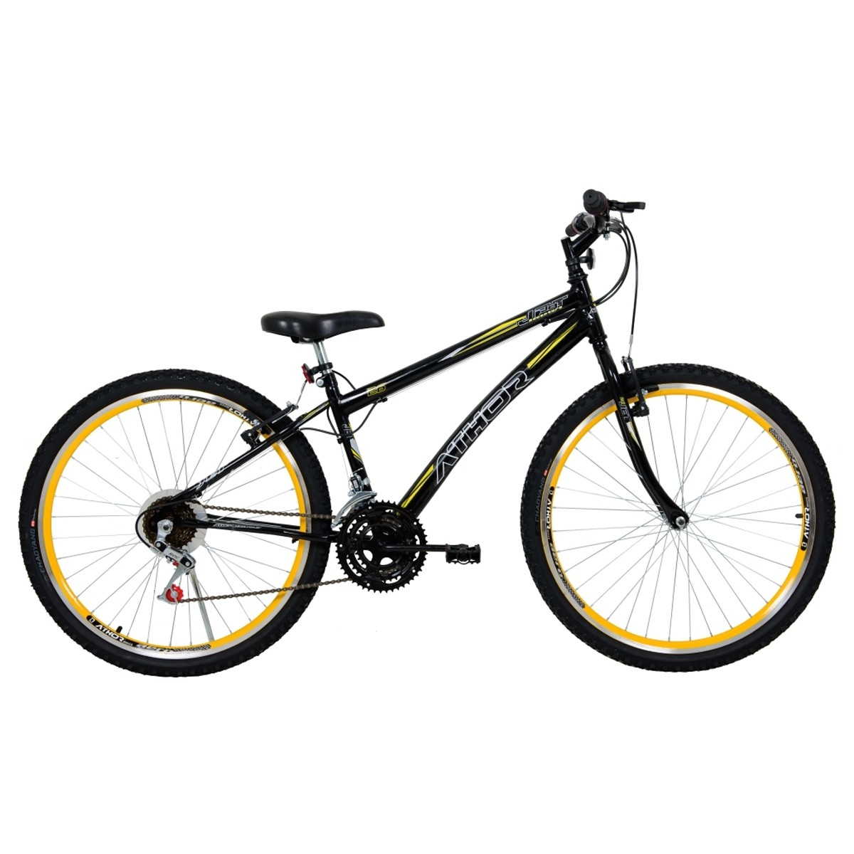 Bicicleta Athor Jet Rebaixada Passeio Aro 26 18v Masculino