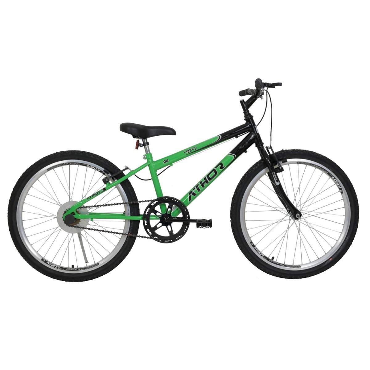 Bicicleta Athor Legacy Infantil Aro 24 Masculino S/ Marcha