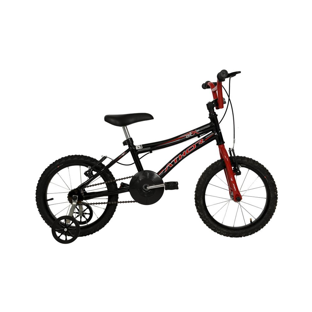 Bicicleta Infantil Aro 16 Athor Atx Masculina S/Marcha Bmx