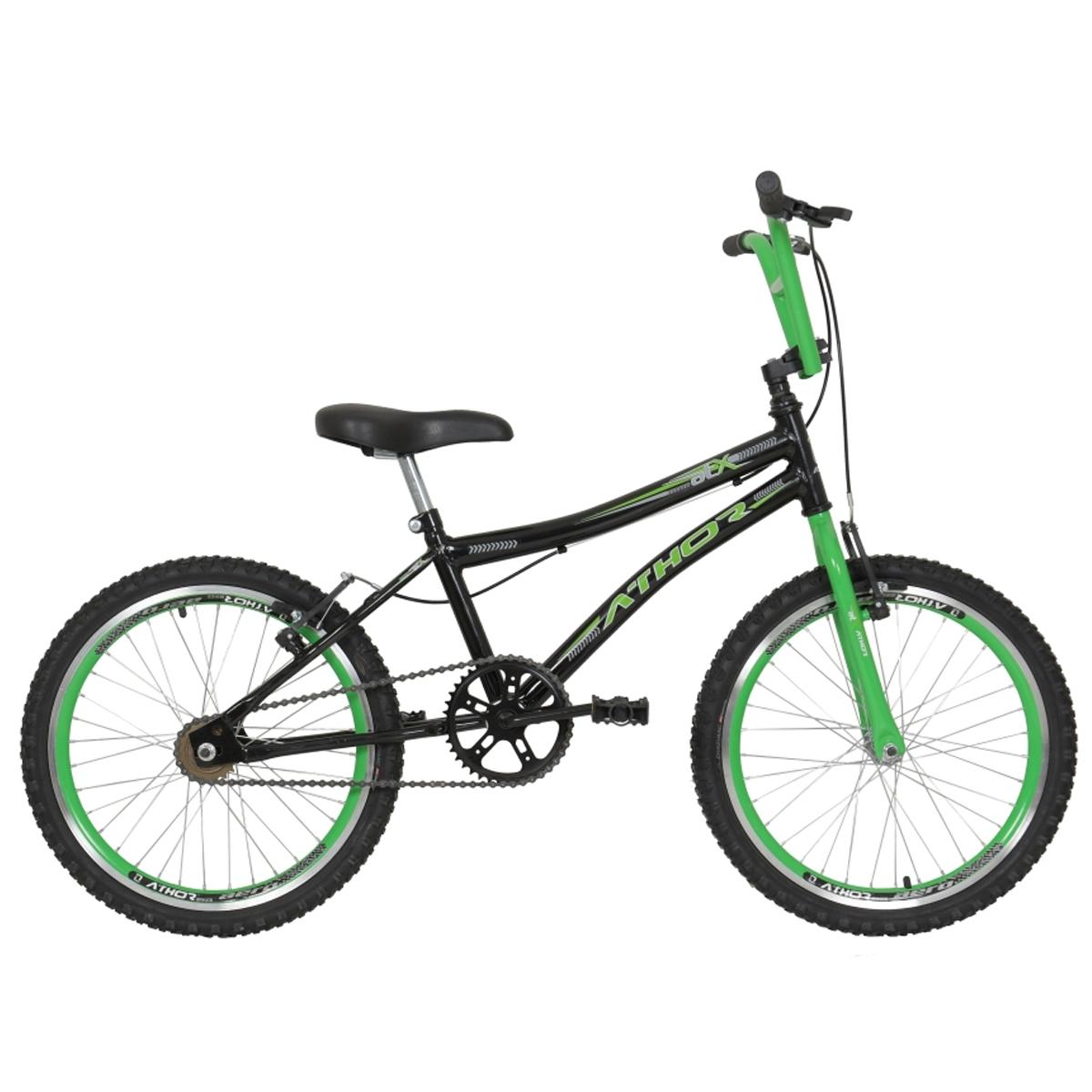 Bicicleta Infantil Aro 20 Athor Atx Masculino Sem Marcha