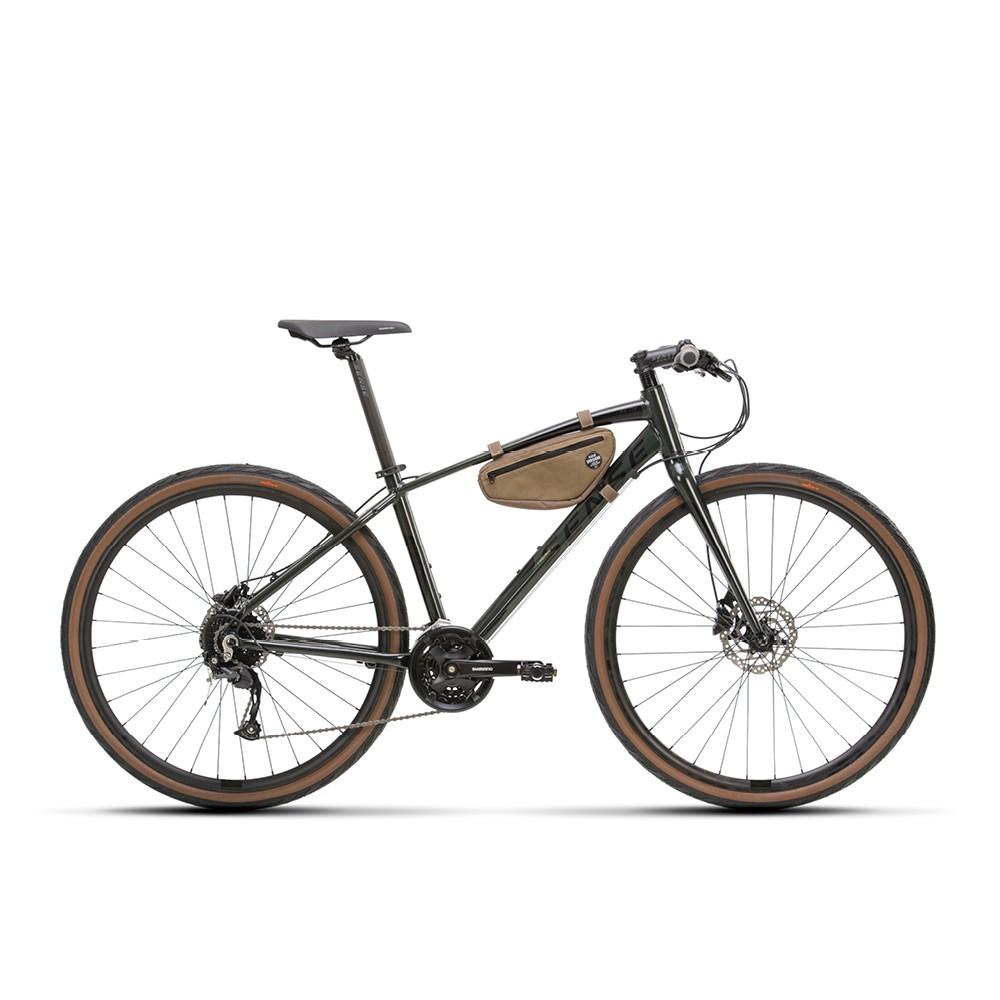 Bicicleta Sense Activ 2021/22 Urbana Aro 700 Altus 27v Verde
