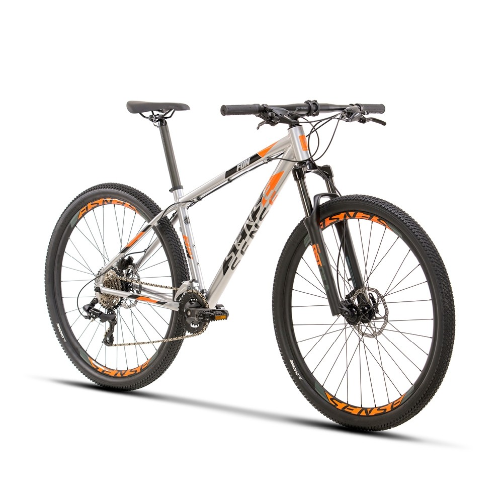 Bicicleta Sense Fun Comp 2021/22 Mtb Aro 29 16v Laranja