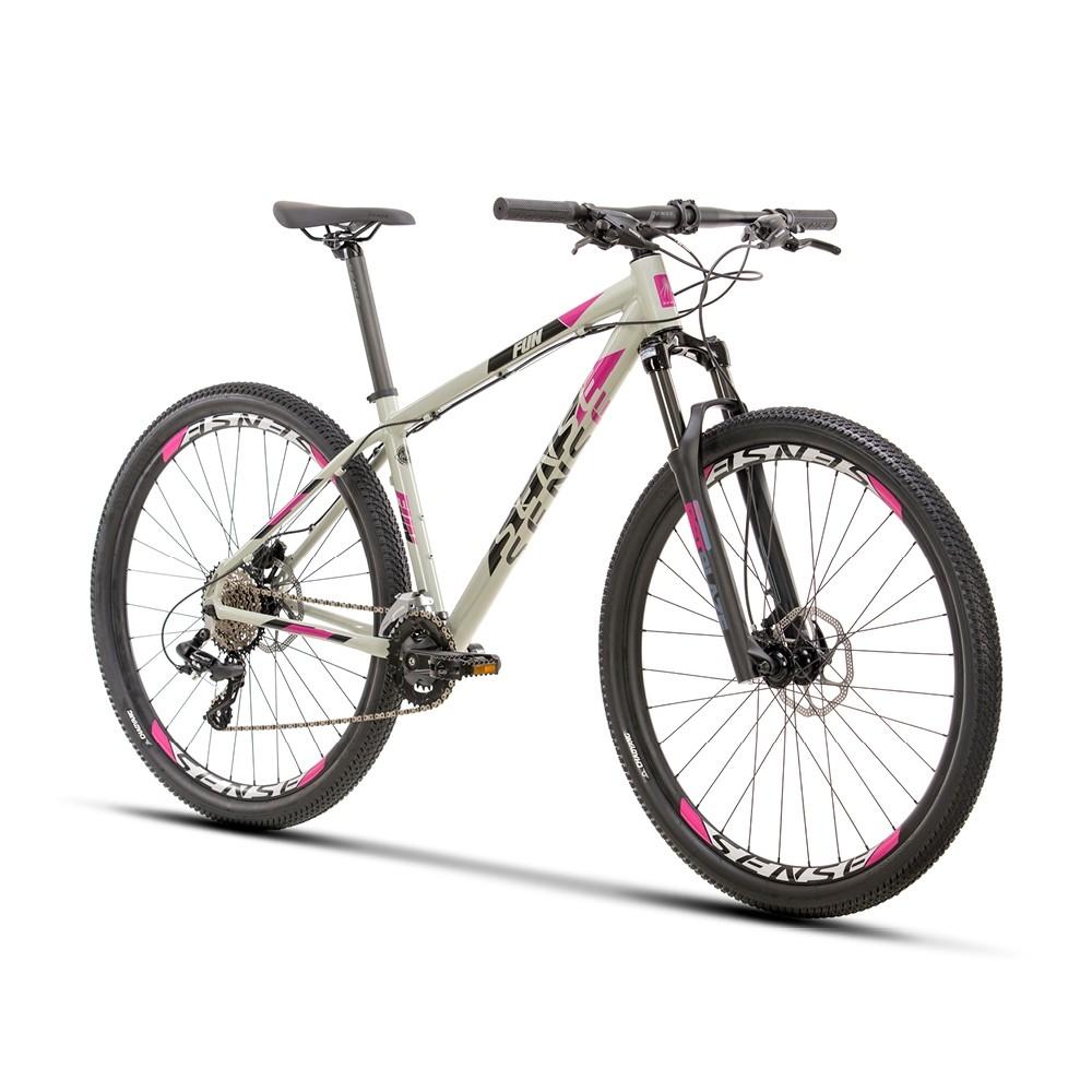 Bicicleta Sense Fun Comp 2021/22 Mtb Aro 29 Altus 16v Roxo