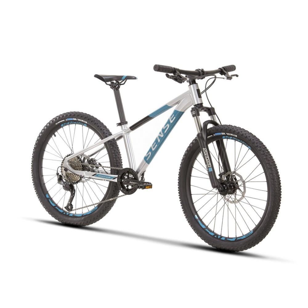 Bicicleta Sense Grom 2021/22 Infantil Mtb Aro 24 Alumínio