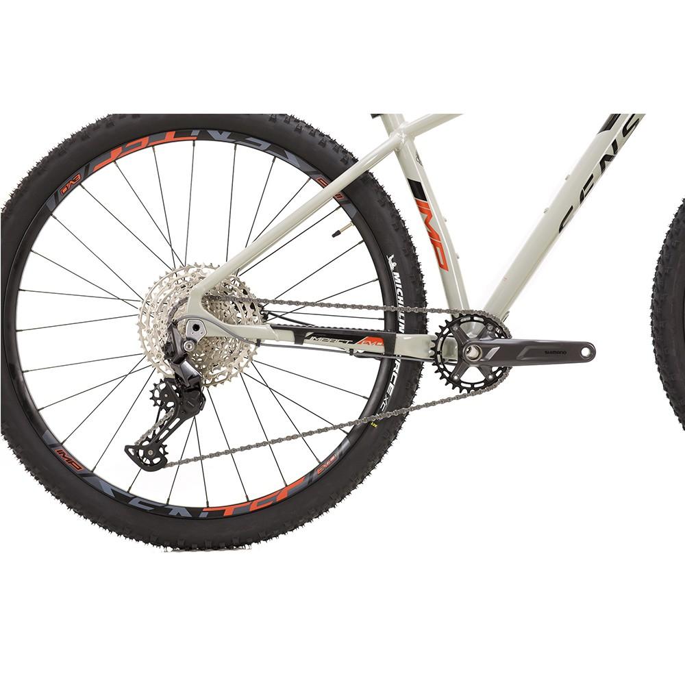 Bicicleta Sense Impact Evo 2021 Mtb Aro 29 Deore 12v Laranja
