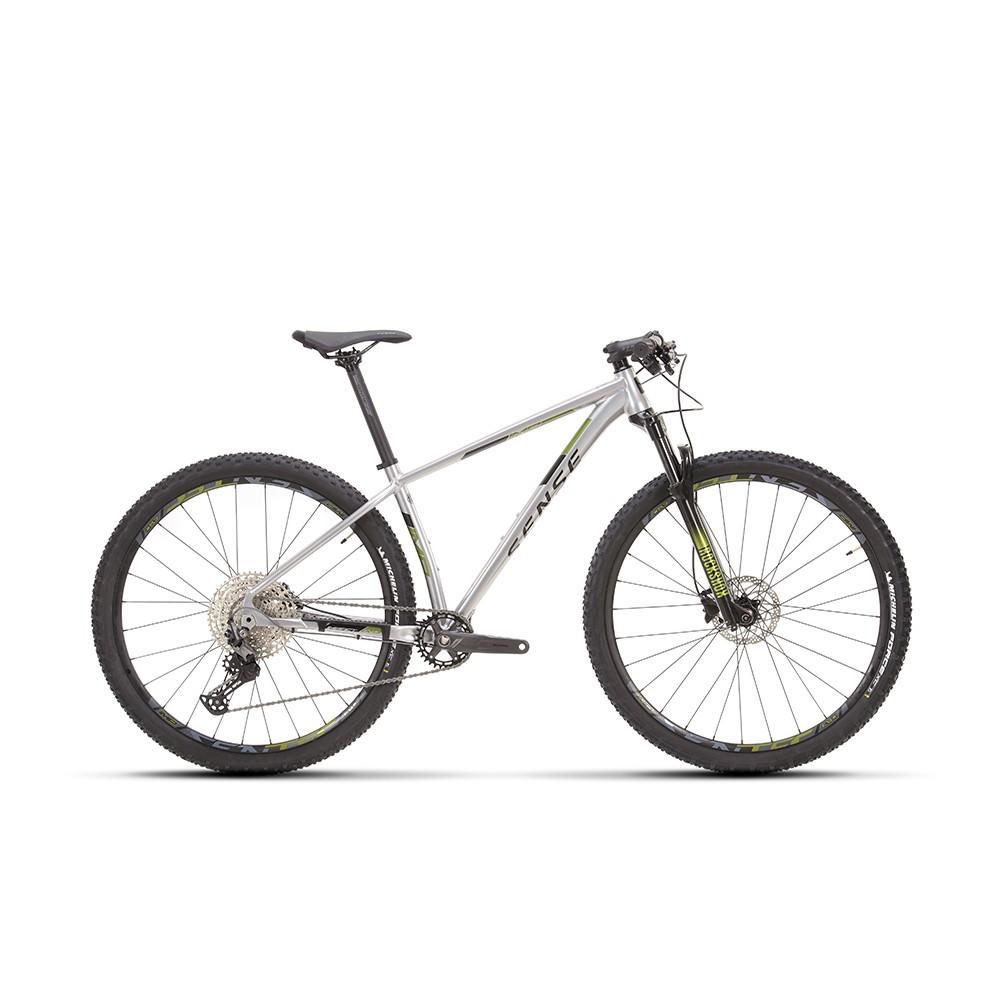 Bicicleta Sense Impact Evo 2021 Mtb Aro 29 Deore 12v Verde