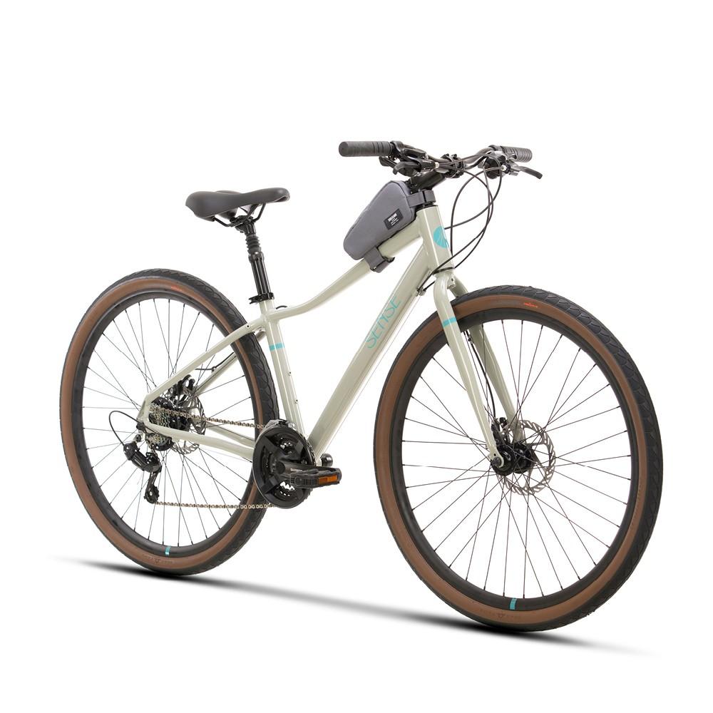 Bicicleta Sense Move Fitness 2021/22 Urbana Aro 700 21v Aqua