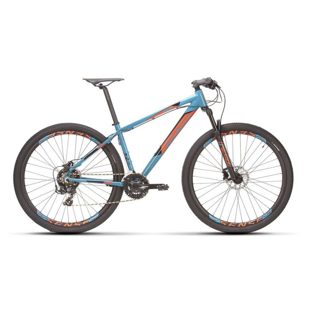 Bicicleta Sense One 2021/22 Mtb Aro 29 Tourney 21v Laranja