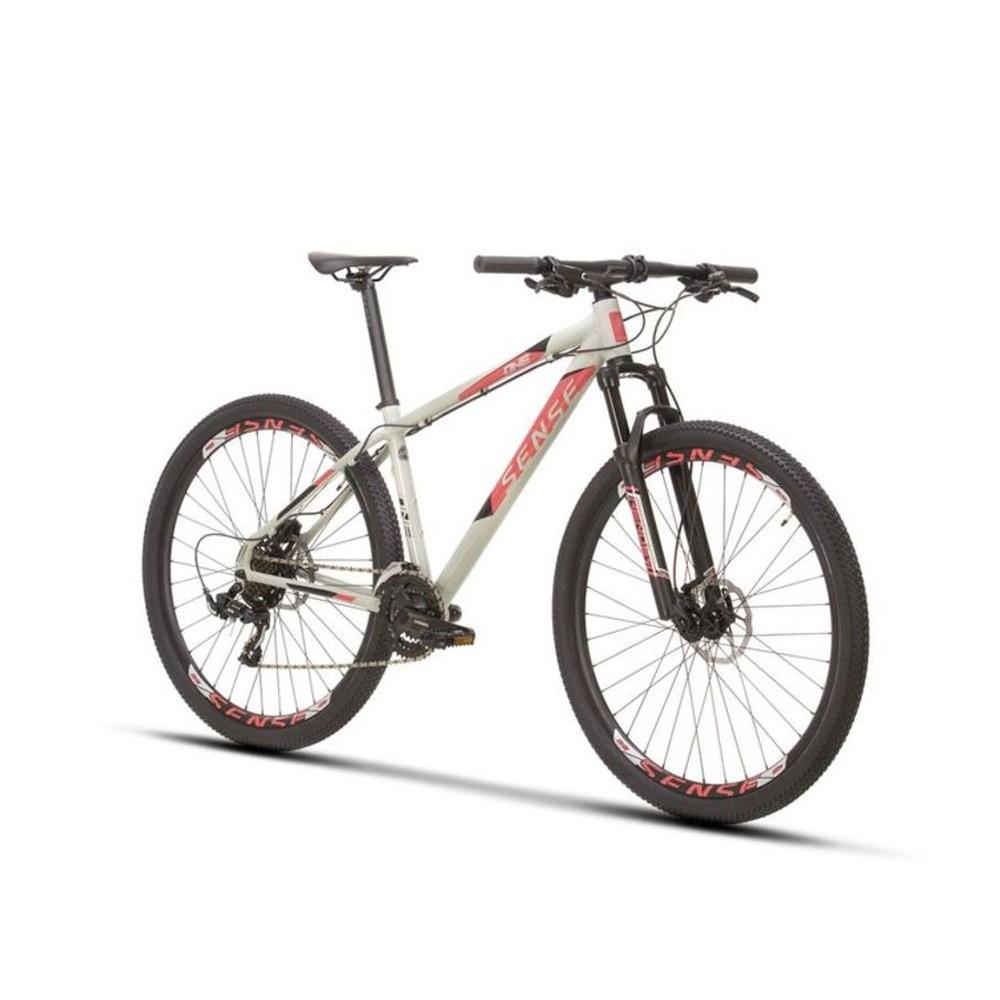 Bicicleta Sense One 2021/22 Mtb Aro 29 Tourney 21v Rosa