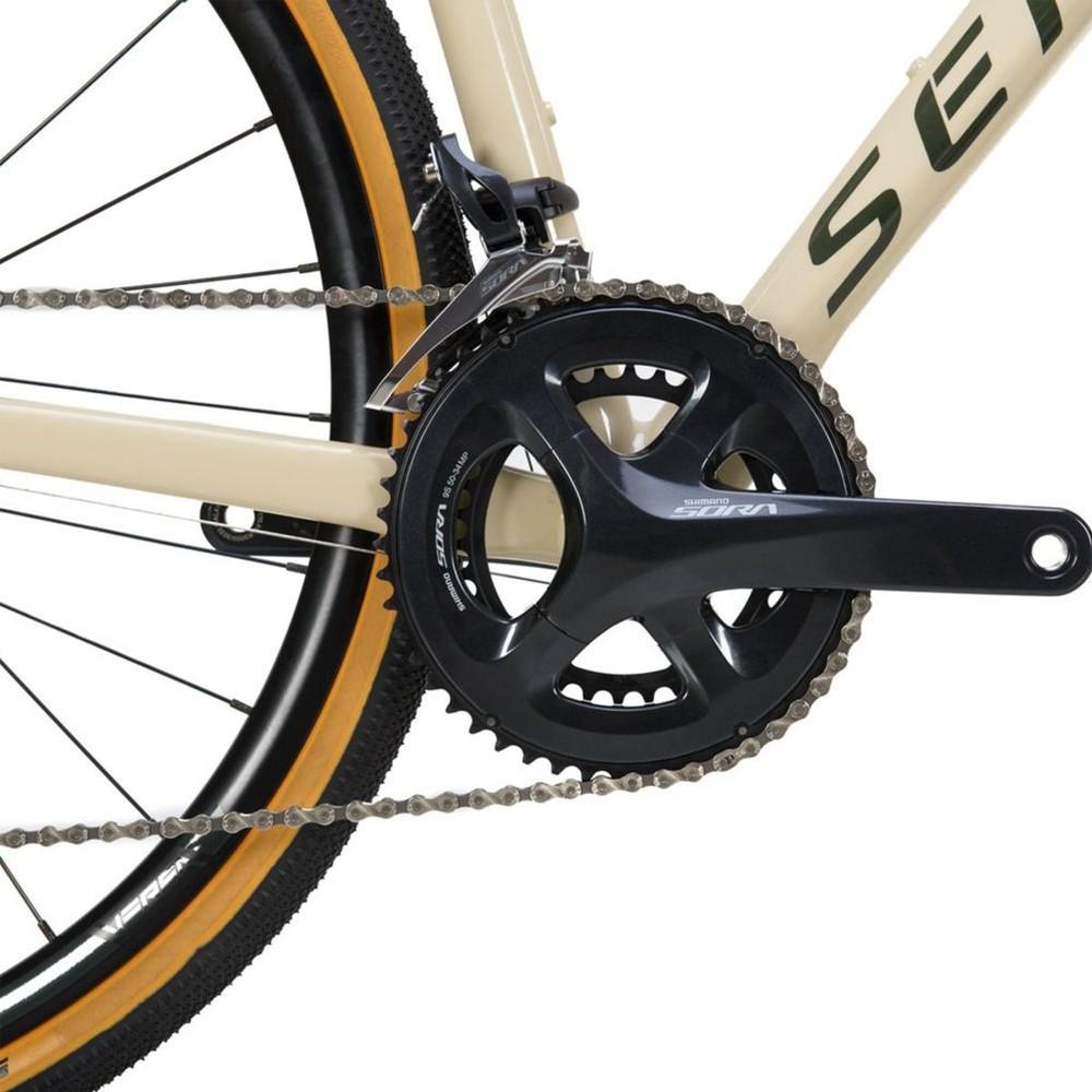 Bicicleta Sense Versa Comp 2021/22 Mtb Aro 700 Sora 18v