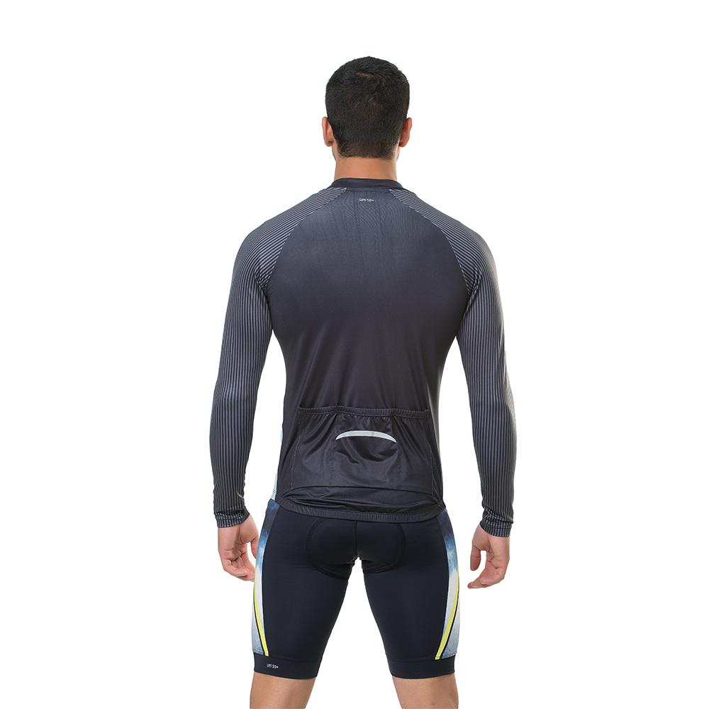 Camisa Elite Bike Ciclismo Mtb Masculina Preto 135162