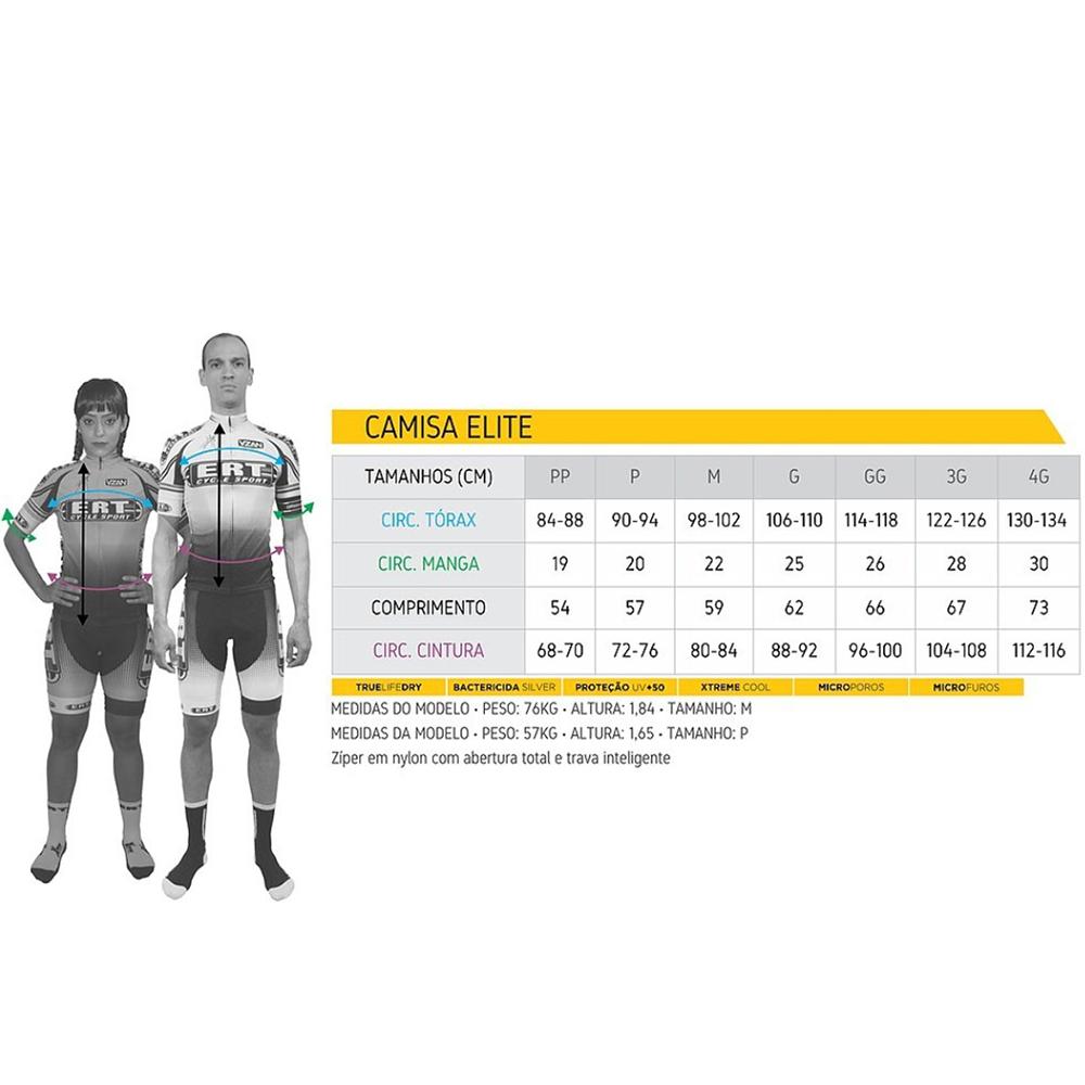 Camisa Ert Sense New Elite On Off Ciclismo Mtb Marrom 1.1