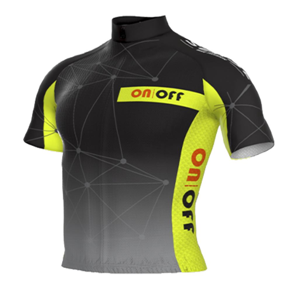 Camisa Ert Sense New Elite On Off Ciclismo Mtb Preto 5.0