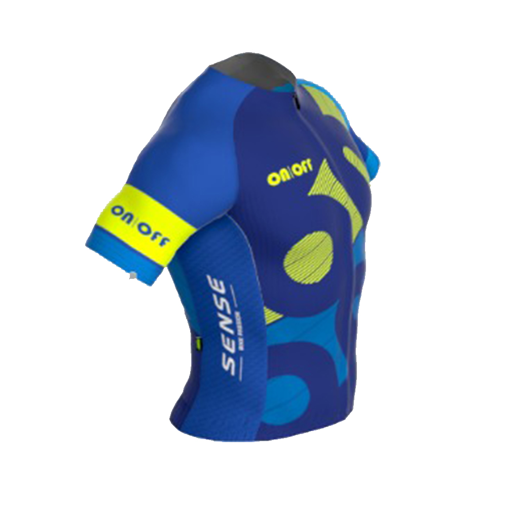 Camisa Ert Sense New Elite On Off Fun Evo Ciclismo Mtb 13.0