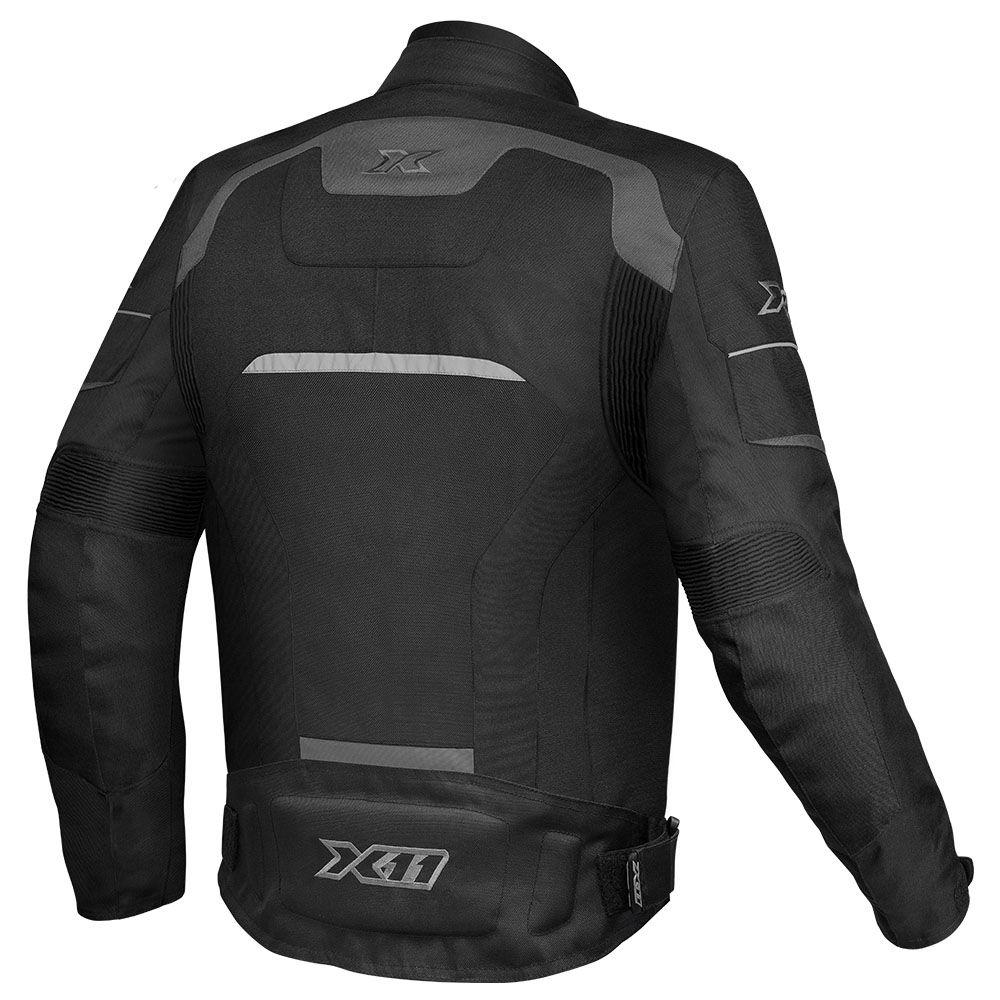 Jaqueta X11 One 2 Motociclista Moto Masculino Impermeável