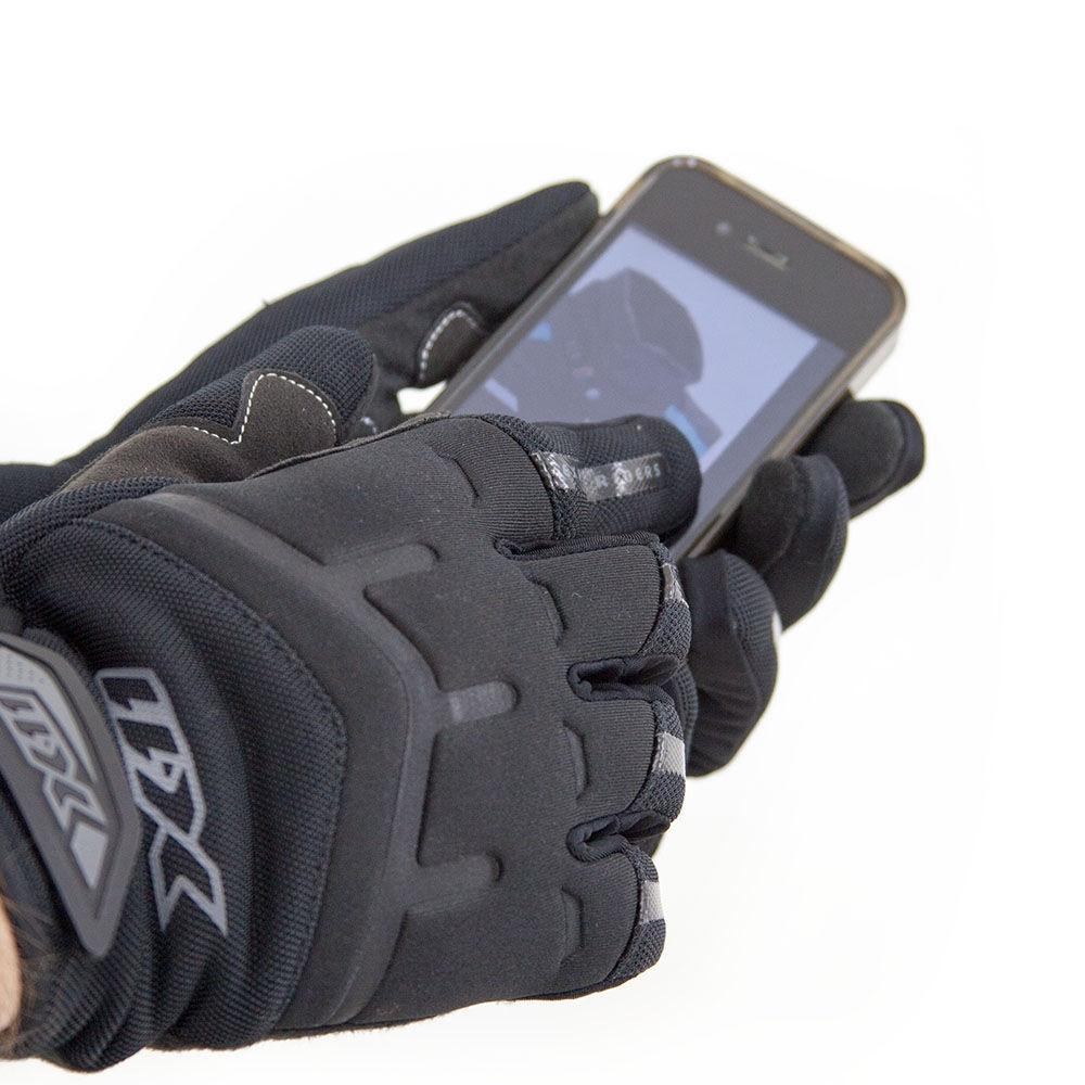 Luva X11 Fit X Motociclista Moto Touch Screen Feminina