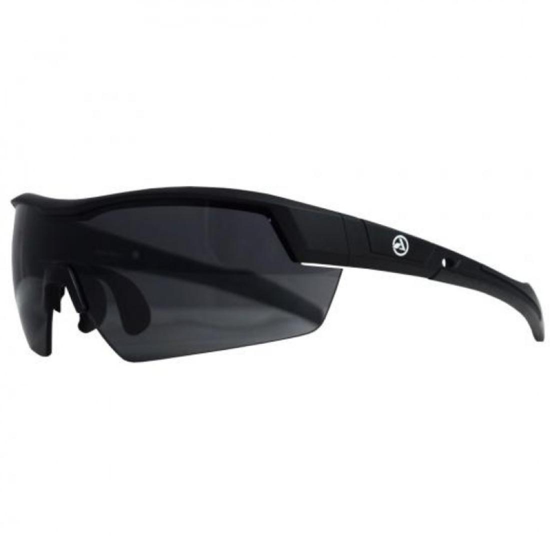 Óculos Absolute Race Rx Anti Uv 400 Mtb Ciclismo Preto
