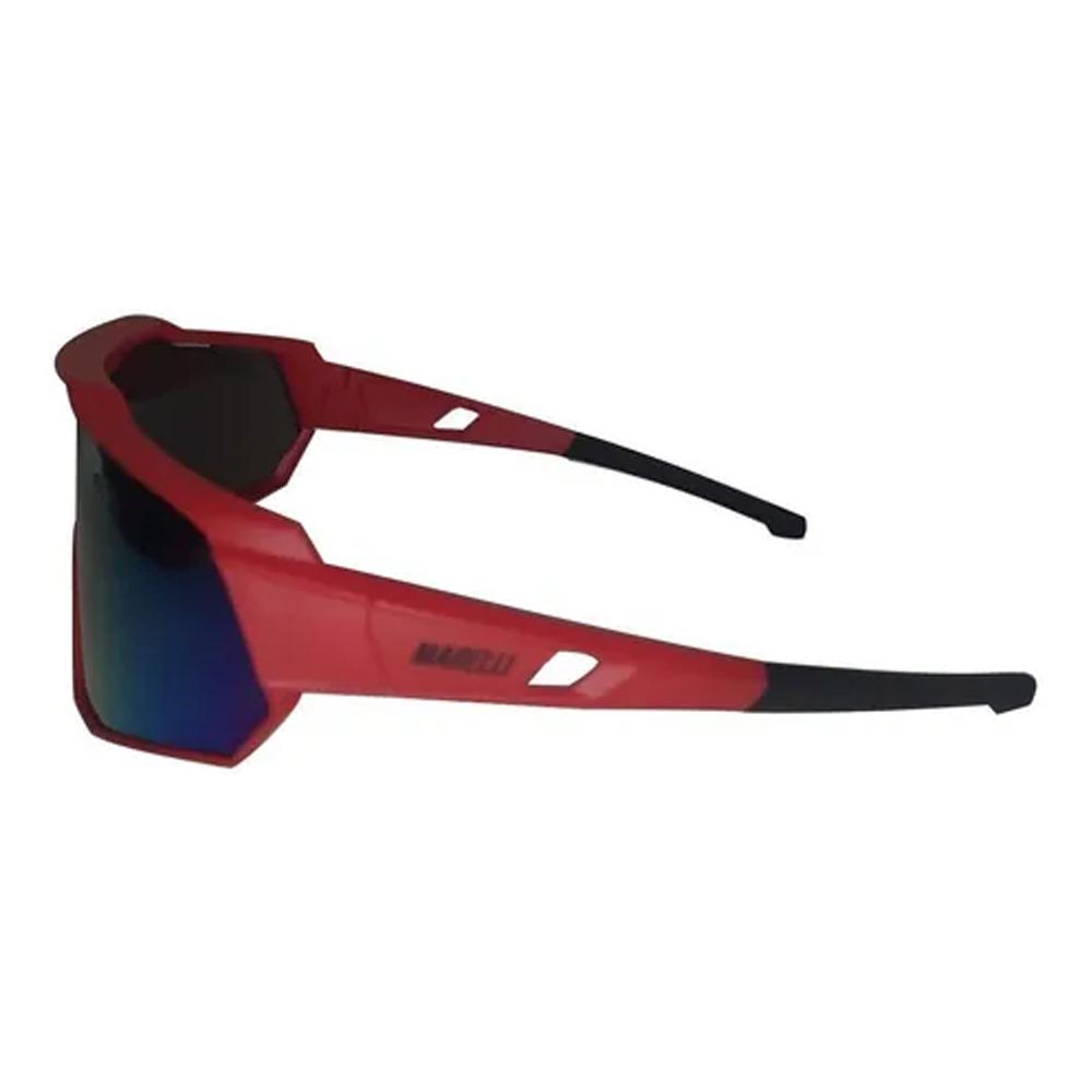 Óculos Ciclismo Bike Marelli Veloce Uv400 Antirreflexo Mtb