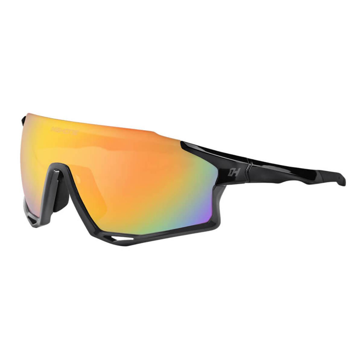Óculos High One Mark C/3 Lentes Revo/fume/transparente Mtb