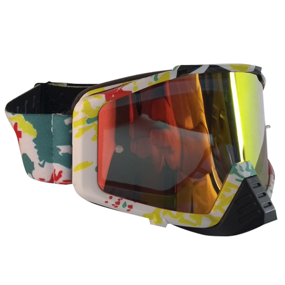 Óculos Jet Fury Motocross Off Road Espelhado