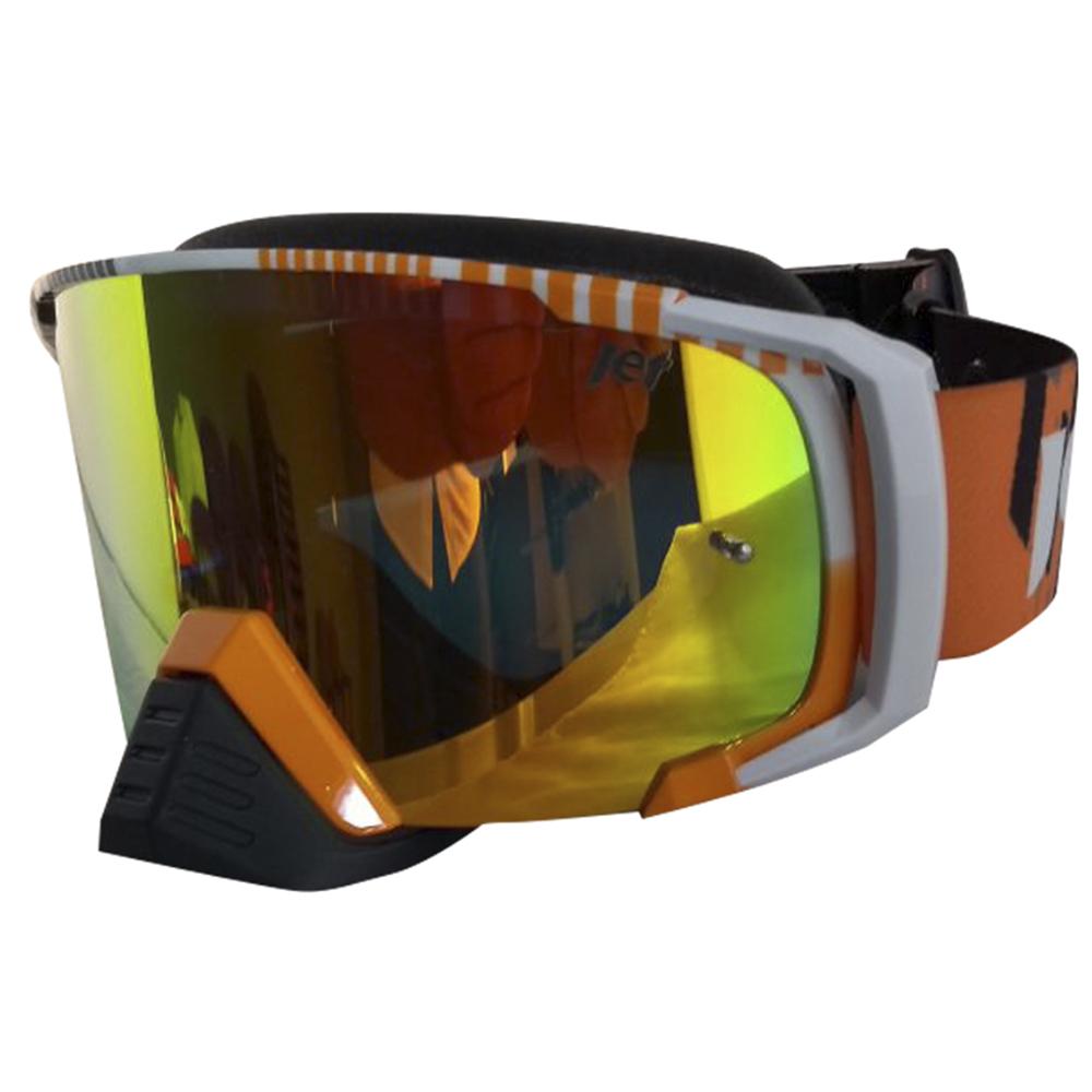 Óculos Jet Hawker Motocross Off Road Espelhado